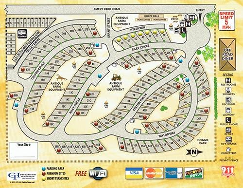 Map Of Arizona Rv Parks.Map Of Arizona Rv Parks Twitterleesclub