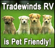 Pet Friendly RV Park logo